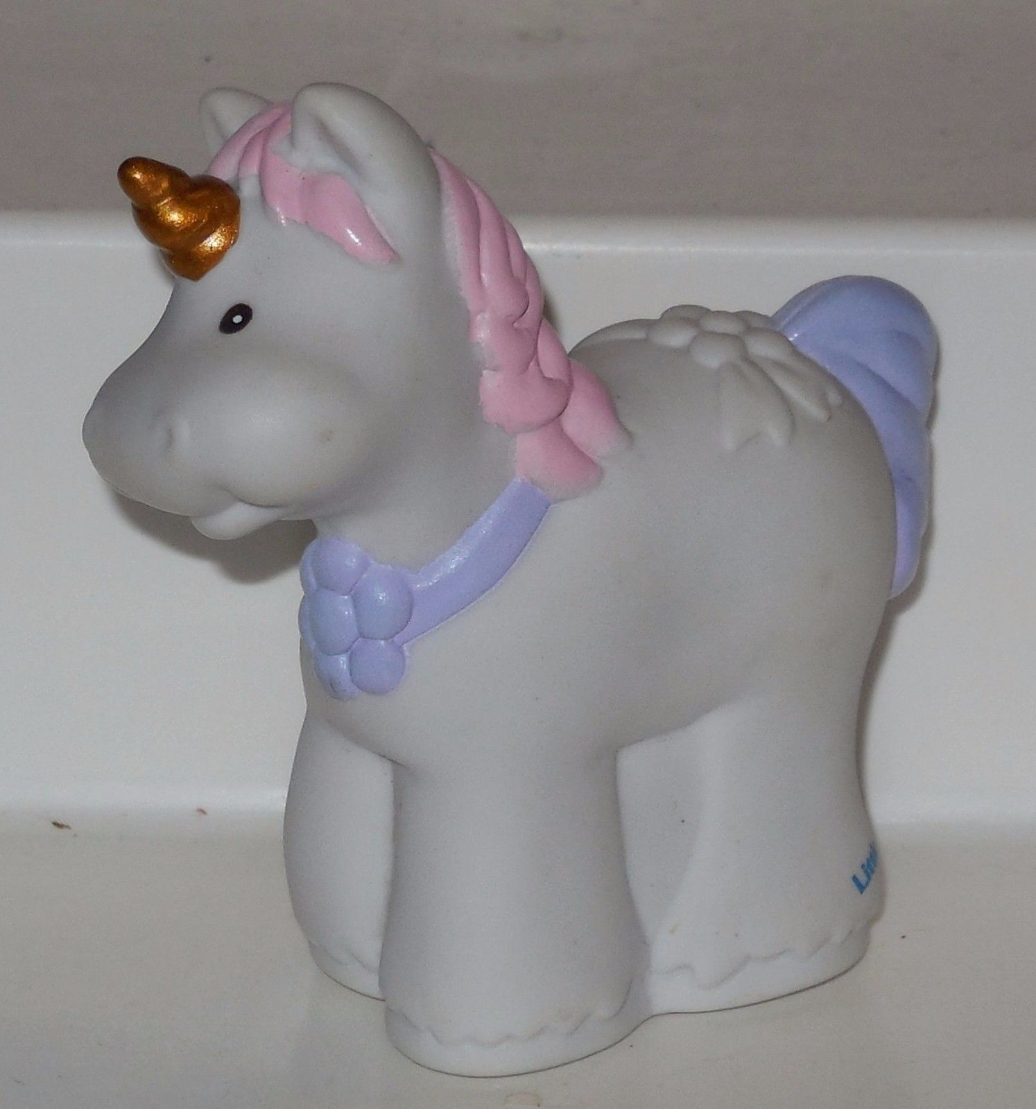 Fisher Price Current Little People Unicorn #2 FPLP Rare VHTF