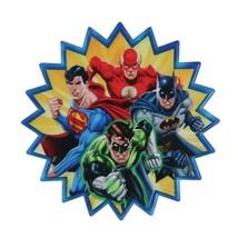 Justice League Cake Topper Plaque - $9.85