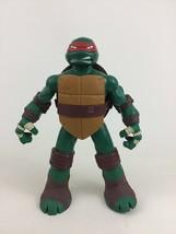 """Teenage Mutant Ninja Turtles Head Droppin Raphael 11"""" Figure 2014 Playma... - $29.35"""