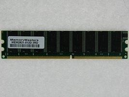 MEM2821-512D 512MB DRAM Memory for Cisco Router 2821 (MemoryMasters) - $12.86