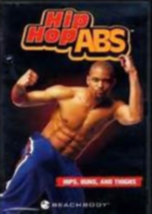 Hip Hop Abs Dvd - $10.99