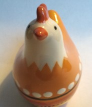 Sweet Little Hen Salt or Pepper Shaker - $8.99