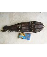 Very Rare Old Tribal Decorated Hunting Gourd Shells Dani Baliem Irian Ja... - $332.49
