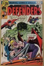 THE DEFENDERS #35 (1976) Marvel Comics FINE - $9.89
