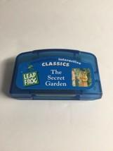 Leappad  Leap 3 Classics The Secret Garden Cartridge - $7.57