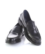 Cole Haan Pinch Campus Penny Loafers Black Leather Dress Shoes Mens 13 M - $74.13