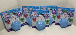 Littlest Pet Shop  Frosted Wonderland Surprise pair 5 Packs Blind Bags M1 - $19.79