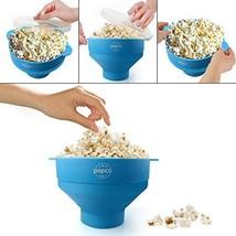 Popcorn Maker Microwave Foldable Silicone Popper Kitchen  - $28.20