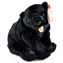 032e814d62d 2000 TY Beanie Baby Cinders Black Bear Retired Beanbag Plush Toy -  3.95