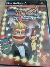 Sony PS2 Buzz! The Hollywood Quiz image 1