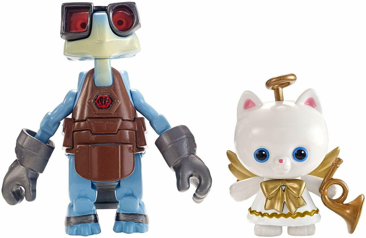 Disney Pixar Toy Story Raygon and Angel Kitty Figure