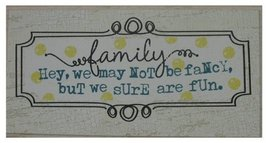 Family Sign by Ganz - $9.99