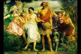 Cymon & Iphigenia by John Everett Millais - Art Print - $19.99+