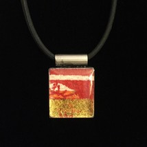 Scrabble Tile Pendant (19.216) - $15.00