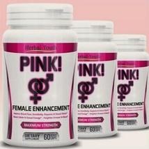 FEMALE LIBIDO ENHANCEMENT EXCITEMENT PILLS WOMENS SEXUAL AROUSAL BOOSTER... - $33.99+