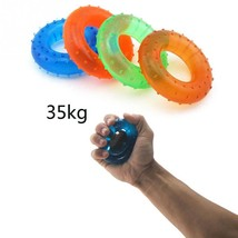 35KG Strength Hand Grip Muscle Power Training Rubber Easy Carrier Hand G... - $11.39