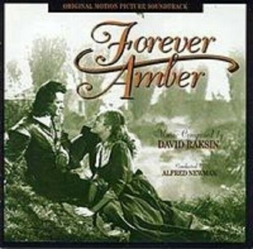 Primary image for Forever Amber - Soundtrack/Score CD ( NEW SEALED )