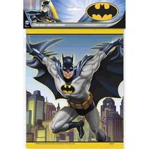 Batman Plastic Loot Bags [8 Per pack]  - £4.55 GBP