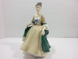 "Royal Doulton Vintage 1960 ""ELEGANCE"" (HN 2264) Bone China Figurine - $138.59"