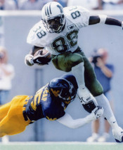Randy Moss Marshall University SA Vintage 11x14 Color Football Memorabil... - $14.95