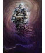 Haunted RARE Black Sun Djinn Overcoming Knowledge Portal opens realms RO... - $177.77