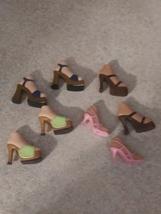 Pair Of 4 Bratz ShoefieSnaps Shoes - $19.99