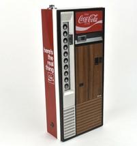 Coca-Cola Vending Machine AM/FM Radio Coke Vendo Works in AFC Only VTG - $85.00
