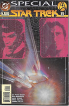 Classic Star Trek Comic Book Special #1 Dc Series 2, Near Mint 1994 Unread - $4.99