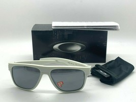 Oakley Breadbox OO9199-27 Matte Cloud Sunglasses 56-15-136MM Polorized Nib - $77.57