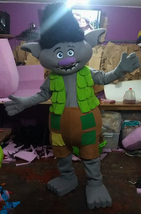 Trolls Branch Mascot Costume Trolls Adult Costume For Sale - $320.00