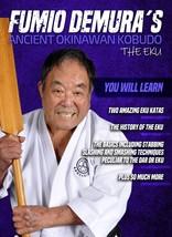Fumio Demura Ancient Okinawan Kobudo #8 Eku Oar DVD karate martial arts - $23.50