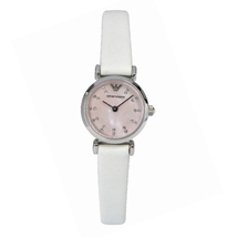 Armani Ar1780 Classic Pink Chronograph Women's Watch - $215.99
