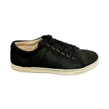 UGG Australia Women's Tomi Black Suede Sneakers Size 7.5 - $32.67