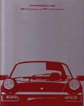 1990 Porsche 911 CARRERA 2 4 sales brochure catalog US 90 964 - $12.00