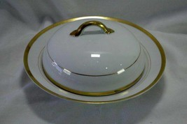 Noritake M 1940 The Mikado Round Covered Butter Dish - $27.71