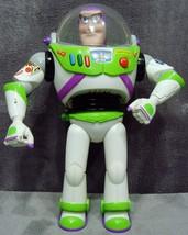 Disney/Pixar•Accessories Advanced•Talking Buzz Lightyear•12 inch Action Figure - $34.99