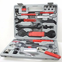 44Pc Universal Bicycle Repair Kit Cycling Mountain BMX Bike Crank Arm Extractor