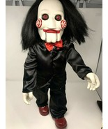 "2004 Jigsaw Billy Doll SAW Productions Inc. 24"" Saw Doll Hard to find - $247.49"