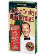 A Bing Crosby Christmas[VHS] [VHS Tape] - $5.81