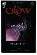 The Crow: Dead Time #2-J. O'Barr comic book 1996-Kitchen Sink - $18.92