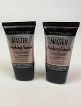 Maybelline Master Strobing Liquid Illuminating Highlighter Color 100 Lig... - $9.04