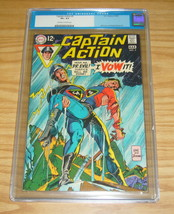 Captain Action #3 CGC 8.5 silver age dc comics - gil kane - wally wood 1969 - $116.99