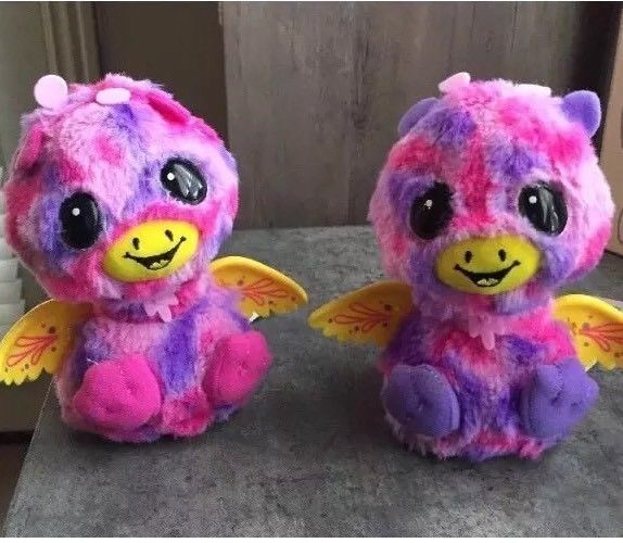 Hatchimals Surprise Giraven Twins