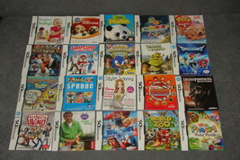 Nintendo DS: Lot of 20 [Instruction Books Manuals ONLY] - $13.00