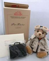 Steiff JAL Pilot Teddy Bear Japan 1000 Limited Japan Air Line Exclusive ... - $422.35