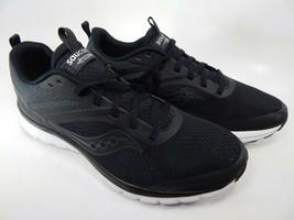 Saucony Liteform Miles Size 9 M (D) EU 42.5 Men's Running Shoes Black S40007-4
