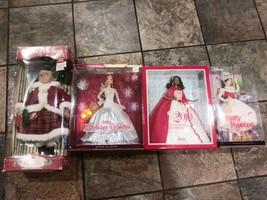 holiday barbie dolls & mary poppins - $45.00