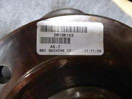 SPICER STANDARD KNUCKLE 061SK102-1X SPINDLE WHEEL image 3