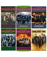 Chicago Fire The Complete Series Season 1 2 3 4 5 & 6 DVD Set New Collec... - $57.00