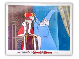 """THE SWORD IN THE STONE"" ORIGINAL 11X14 AUTHENTIC LOBBY CARD POSTER PHOT... - $31.46"